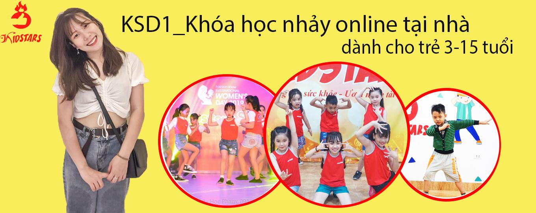 Học nhảy online với KSD1 - Giải pháp tuyệt vời cho cả gia đình